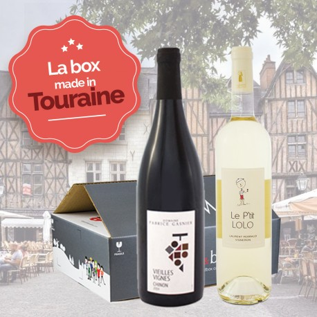 "Box ""Made in Touraine"""